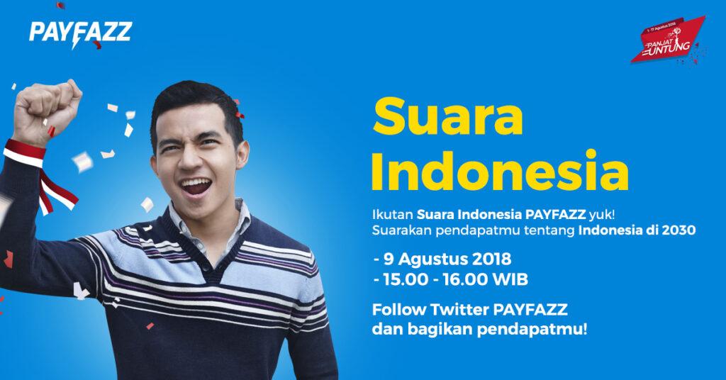 Suara Indonesia Bersama PAYFAZZ