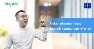 Pinjaman Uang Online via BFI
