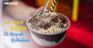 Resep Es Kepal Milo yang lagi Hits!