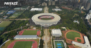 5 Stadion Berikut Menjadi Saksi Asian Games 2018