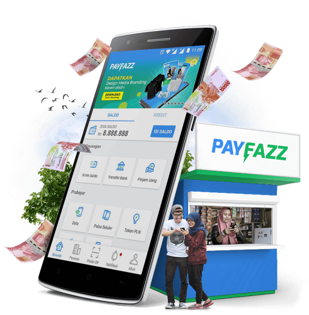 PAYFAZZ Agen Keuangan Nusantara