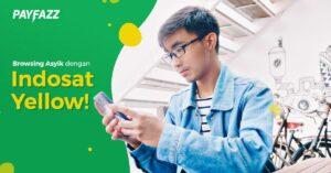 Browsing Asyik dengan Indosat Yellow!