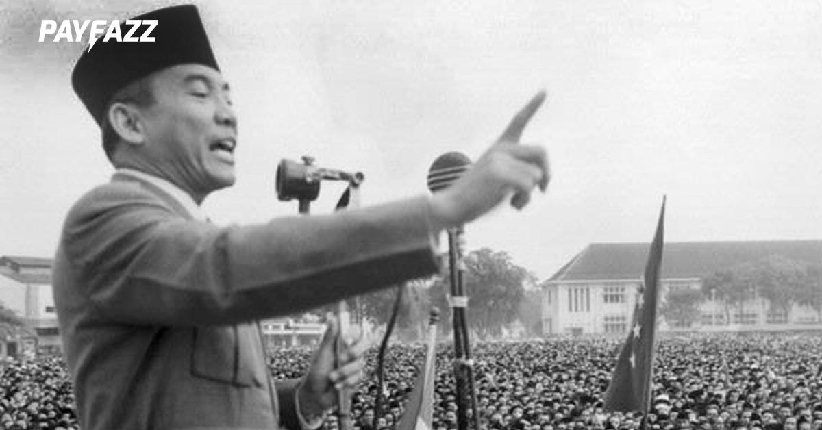 Kata Bijak Ir. Soekarno yang Mampu Membangkitkan Semangat Perjuangan