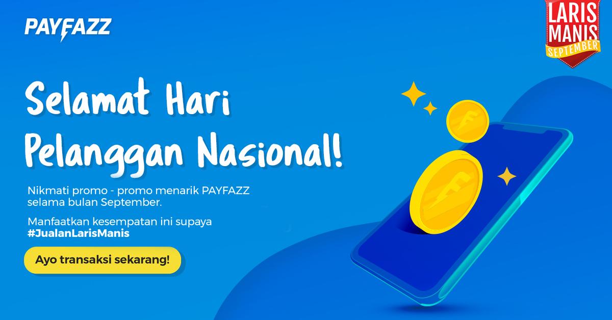 Selamat Hari Pelanggan Nasional