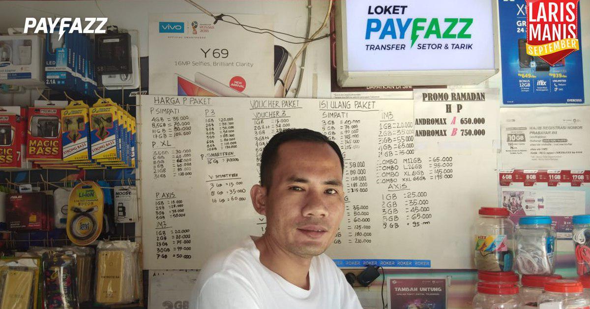 Kebutuhan Pribadi Saya Terpenuhi dengan Layanan Keuangan Praktis