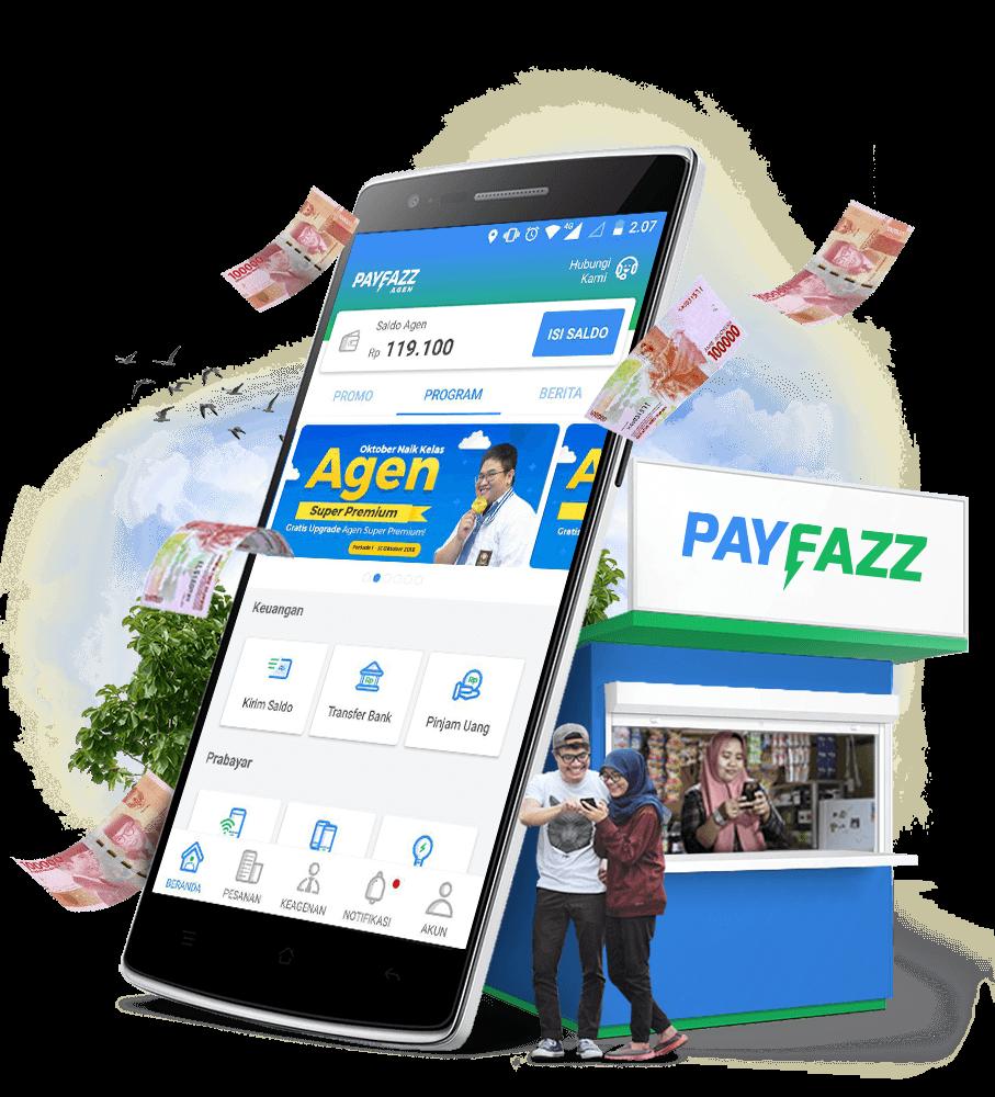 Payfazz Peluang Usaha Menguntungkan Jadi Agen Voucher Indomaret Rp 10000000 Digital Code Mendapatkan Untung Jutaan Rupiah Setiap Bulan Download Aplikasi