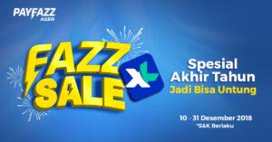 FAZZ SALE XL 12/12 Heboh Murahnya