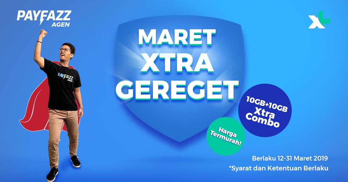 Promo MARET XTRA GEREGET Untung Jumbo!