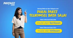 Sering SMS-an dan Telepon-an? Pakai Paket Telkomsel Data SMS & TELP Saja!