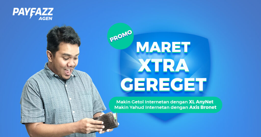 Promo Axis Brone & XL AnyNet