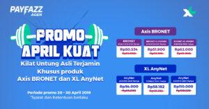 Pengguna Axis BRONET dan XL AnyNet? Yuk Cek Promo April KUAT Ini!