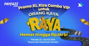 Ada Promo XL Xtra Combo VIP Khusus untuk Orang Kaya Raya!