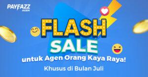 Ada FLASH SALE untuk Jadi Orang Kaya Raya (OKR) di Bulan Juli!