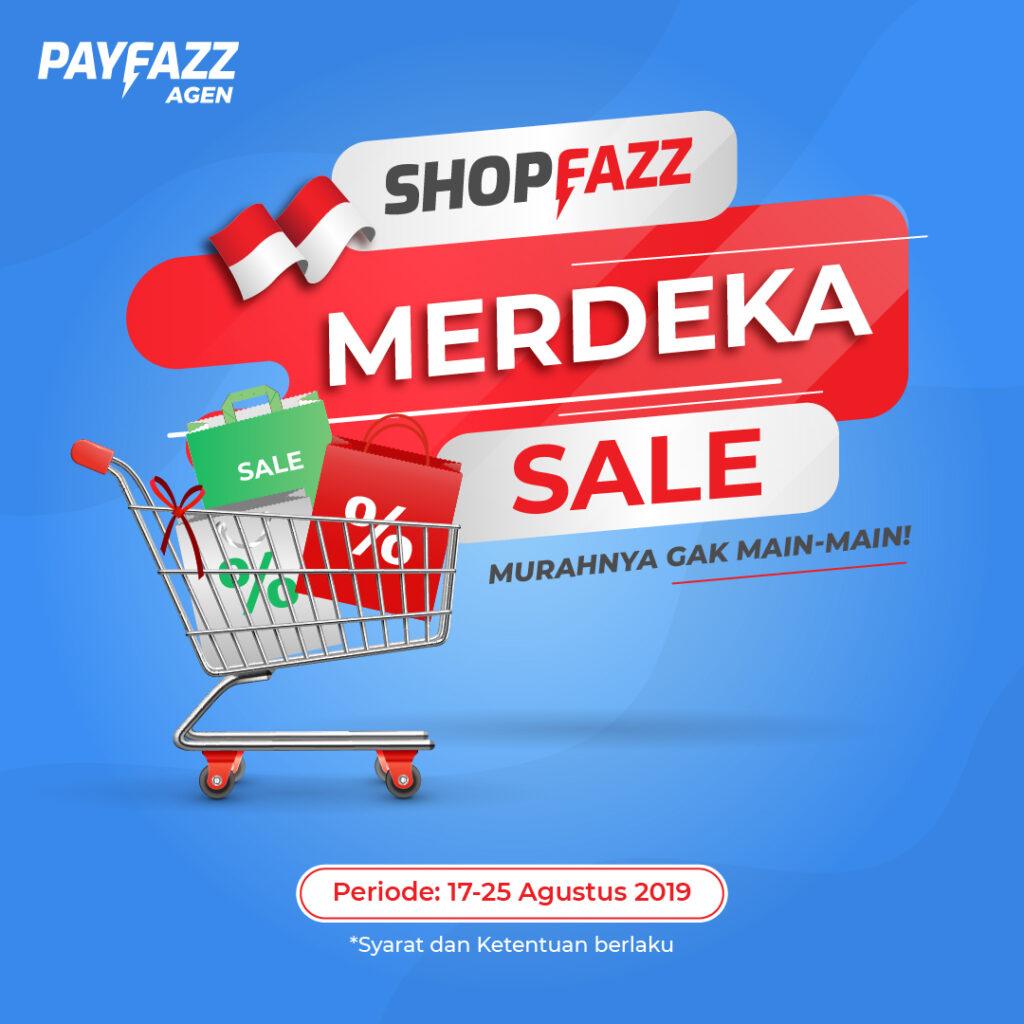 Promo Merdeka Sale dari Shopfazz