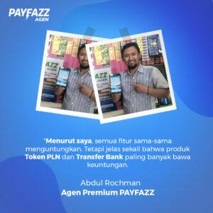 """""""Sempat Gonta-Ganti, Cuma PAYFAZZ di Hati"""", Tutur Pak Abdul"""