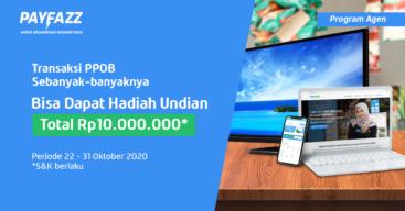 Transaksi PPOB Bisa Raih Hadiah Undian Total Rp10.000.000!