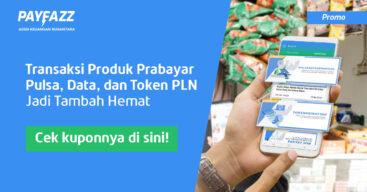 Kupon Transaksi Prabayar di Tengah Bulan Bikin Tambah Untung!