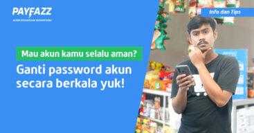 Ganti Password Berkala Bisa Melindungimu dari Kebocoran Data