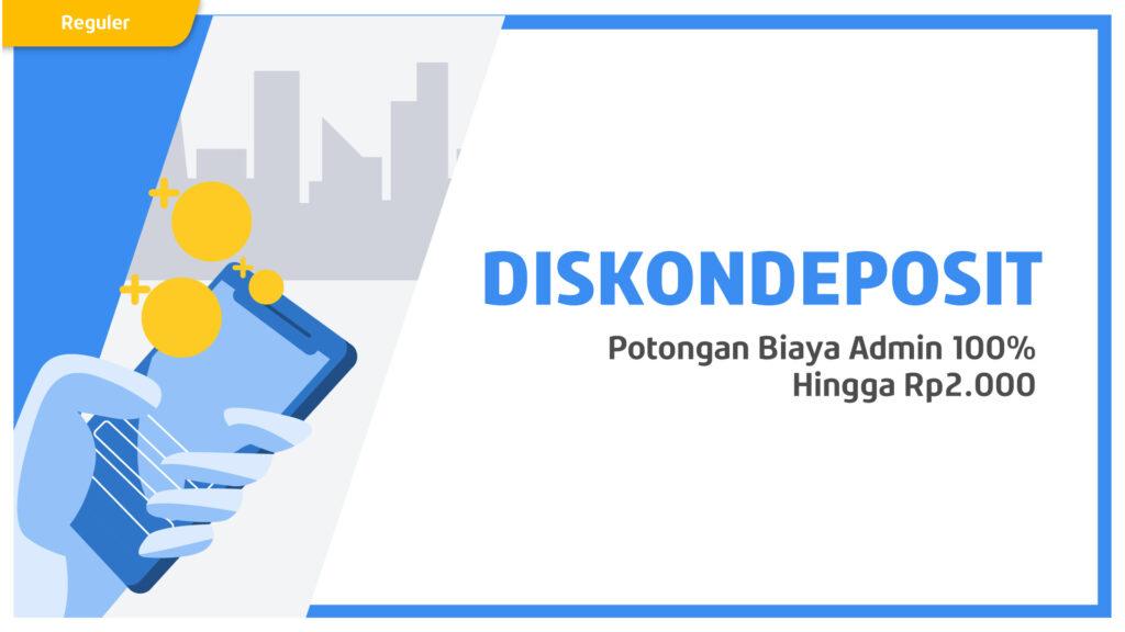 Isi Deposit PAYFAZZ Lebih Murah Pakai Kupon DISKONDEPOSIT!
