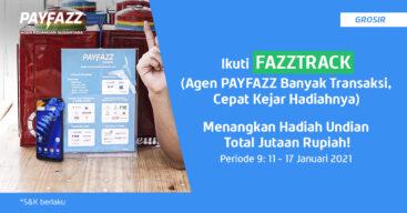 Menangkan Total 2 Smartphone Baru di FAZZTRACK Periode 9!