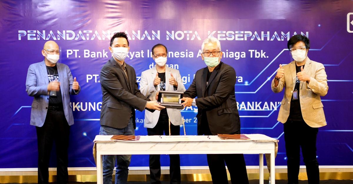 BRI Agro Berkolaborasi dengan PAYFAZZ untuk Kerjasama Agen dan Layanan Perbankan