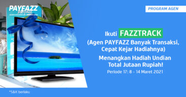 Ada 2 Smart TV buat Kamu di FAZZTRACK Periode 17!