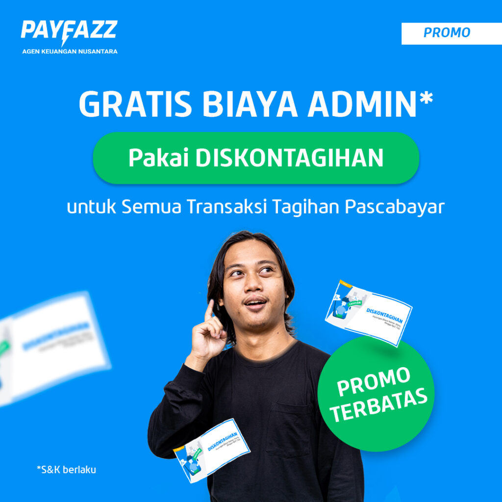 Subsidi Listrik Dicabut, Yuk Bayar Tagihan PLN Pascabayar Lagi Pakai DISKONADMIN75!