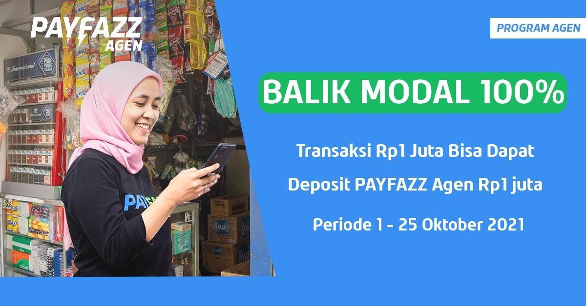 Transaksi Rp1 JT Bisa Balik Modal 100% + Kupon Gratis Biaya Admin PLN