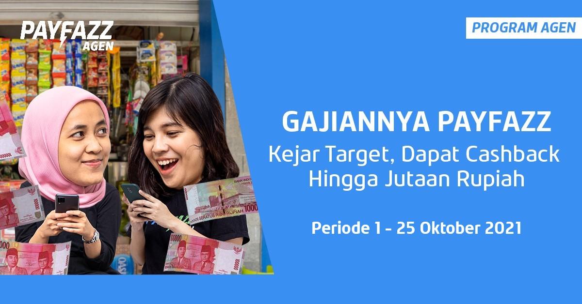 Kejar Target Oktober, Dapat Gajian Cashback Hingga Jutaan Rupiah!