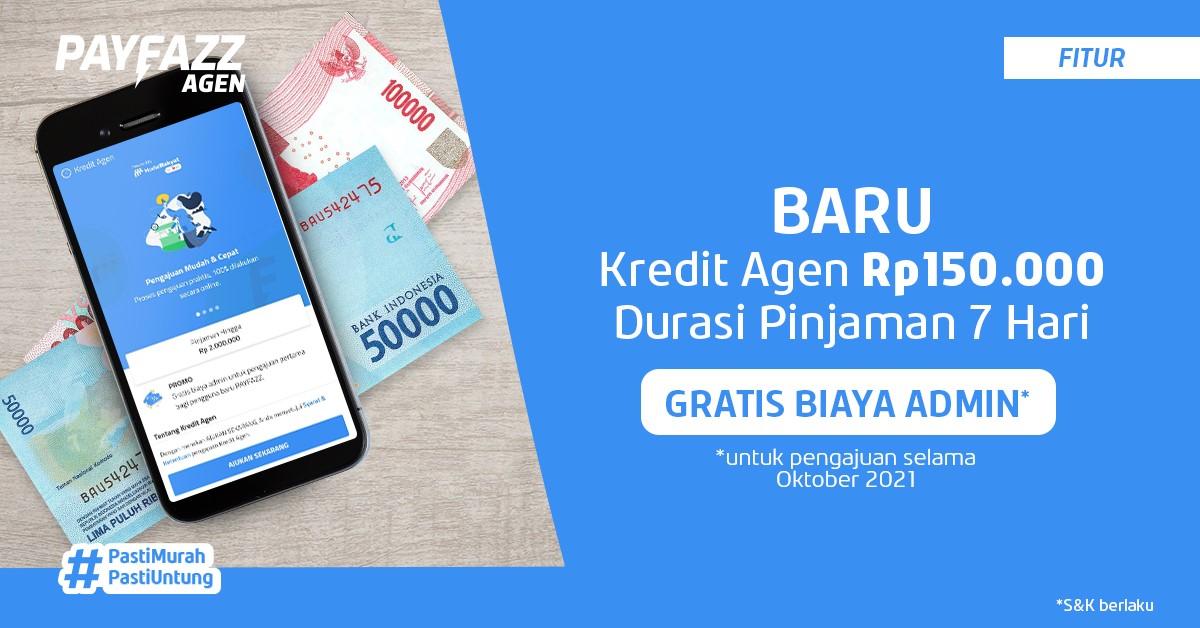 Kredit Agen Rp150.000 Bikin Tambah Modal Usaha Jadi Tanpa Biaya!