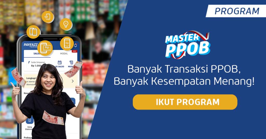 Master PPOB Periode Oktober : Hujan Rejeki untuk Si Rajin Transaksi PPOB Bulan Ini!