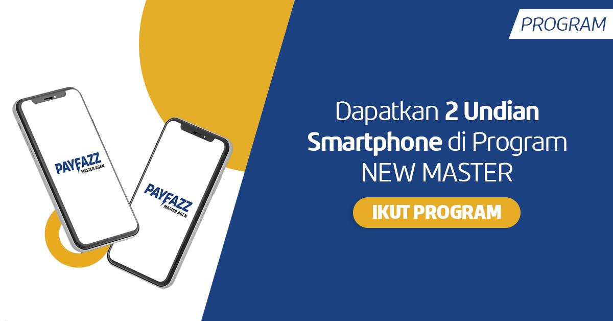 Untungnya Jadi Agen Baru di Oktober, Dapet Undian 2 Smartphone!