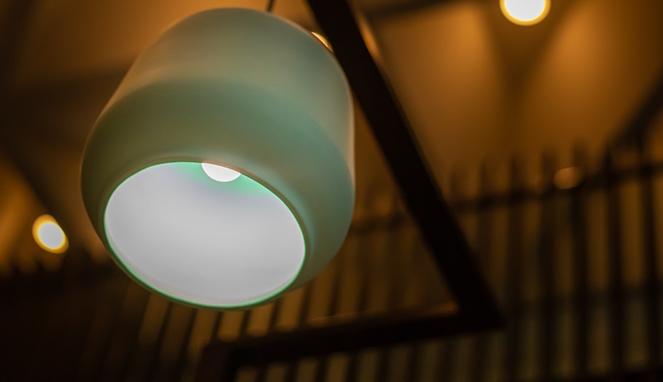 pemakaian lampu led